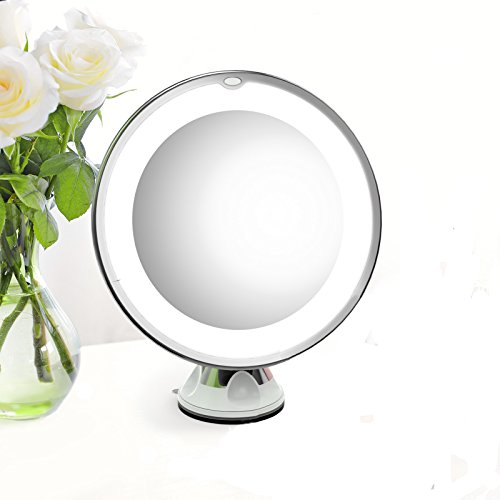 7X Magnifying Makeup Mirror - Elechomes EB601 Adjustable 7X