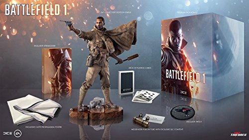 Battlefield 1 Exclusive Collector\'s Edition - Deluxe - PlayStation