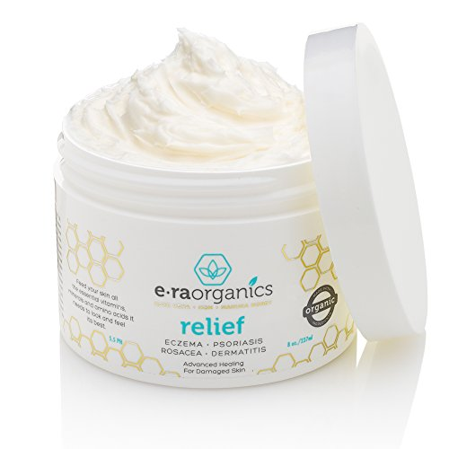 Psoriasis  Eczema Cream 8oz Advanced Healing Non-greasy Moisturizer