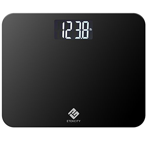 Etekcity Digital Body Weight Bathroom Scale with Extra Large