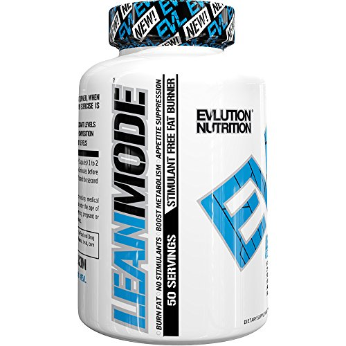 Evlution Nutrition Lean Mode Stimulant-Free Weight Loss Supplement with