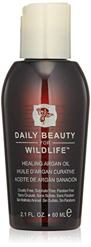 FHI Brands Daily Beauty for Wildlife Healing Argan Oil