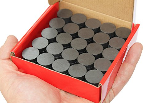 Force MAGNET - Ceramic Industrial Magnets 100 pcs -