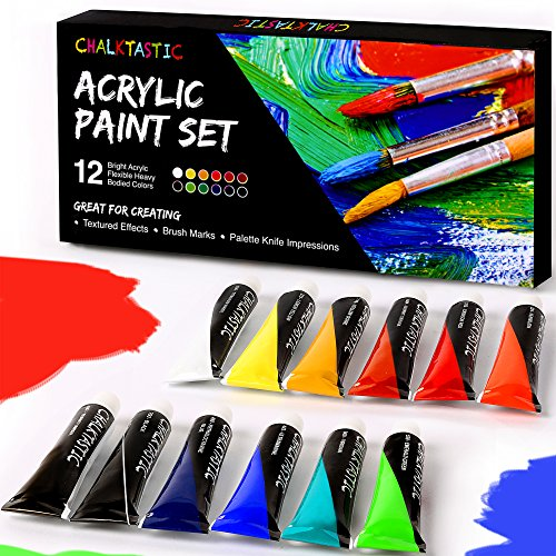 Acrylic Paint Set - Quality Acrylic Paints - Best