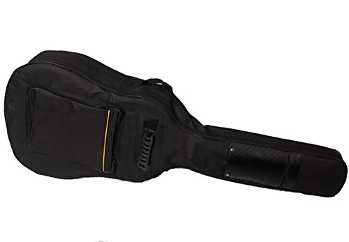 Faswin 41 Inch Dual Adjustable Shoulder Strap Acoustic Guitar