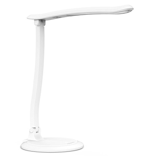 Fineed LED Desk Lamp Eye-caring Table Lamp, Energy Efficient