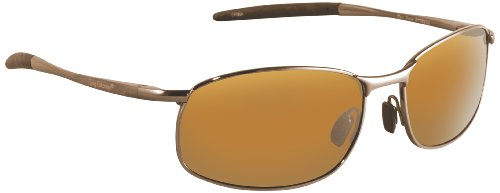 $11.98 Flying Fisherman San Jose Polarized Sunglasses (Copper Frame, Amber