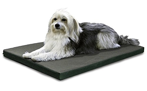 $28.44 NAP Pet Bed Kennel Pad Pet Bed, Green, 36-Inch