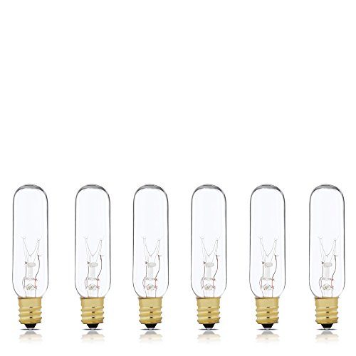 GoodBulb Himalayan Salt Lamp Bulbs 25-Watt (6 pack)