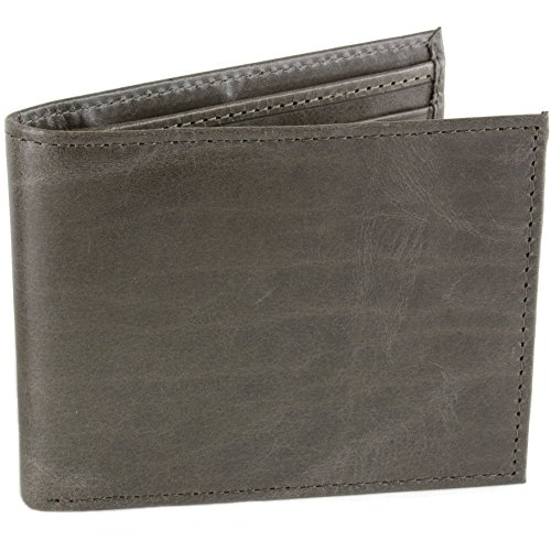 Hammer Anvil Men's RFID Blocking Multi-Card Compact Center Flip