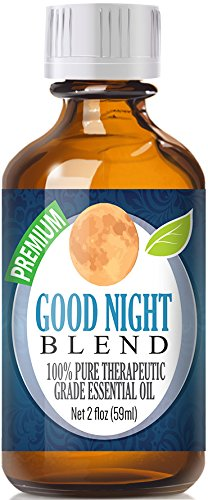 Good Night Essential Oil Blend 100% Pure, Best Therapeutic