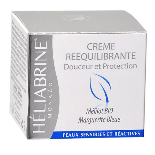 Heliabrine Normalizing Moisturizer Cream with Organic Sweet Clover 50ml