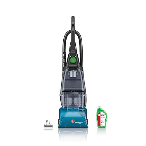 Hoover Carpet Cleaner SteamVac with Clean Surge Carpet Cleaner