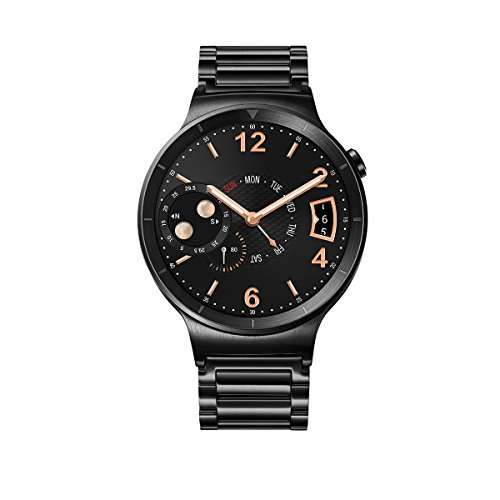 $319.99 Huawei Watch Black Stainless Steel with Black Stainless Steel