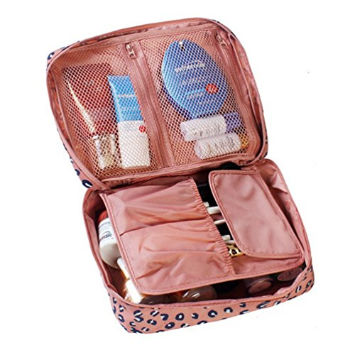 Itraveller Printed Multifunction Portable Travel Toiletry Bag Cosmetic Makeup