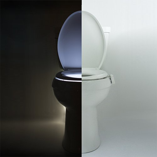 IllumiBowl Toilet Night Light NEW VERSION (As Seen On