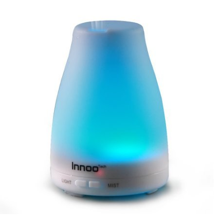 Innoo Tech Oil Diffuser with 7 Changing Color LED