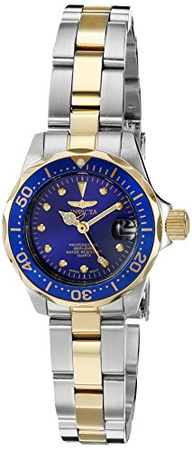 $80.55 Invicta Women's 'Pro Diver' Quartz Stainless Steel Casual Watch