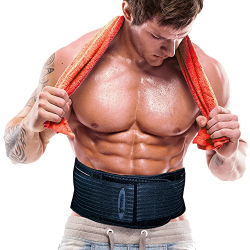 The Shred Belt - Waist Trimmer Belt, Belly Fat