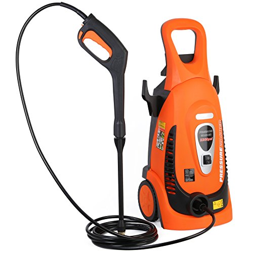 $219.95 Ivation Electric Pressure Washer 2200 PSI 1.8 GPM with