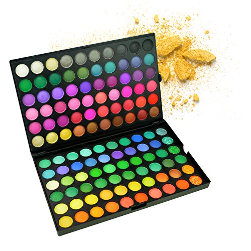 Jmkcoz Eye Shadow 120 Colors Eyeshadow Eye Shadow Palette