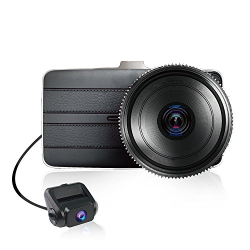 KDLINKS DX2 Full-HD 1080P Front + 720P Rear 290°