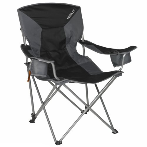 $52.46 Kelty Deluxe Lounge Chair, Black