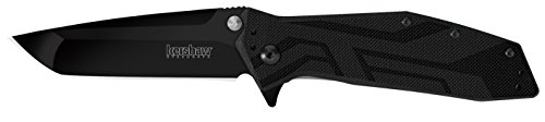 $18.99 Kershaw 1990 Brawler Speedsafe Folding Knife