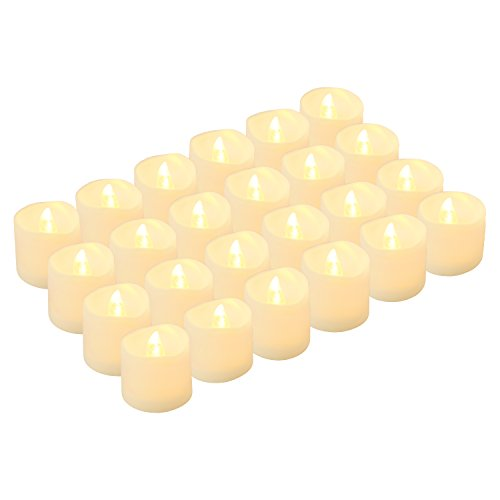 LED Tea Lights Candles, Kohree Flameless Candles Battery Operated