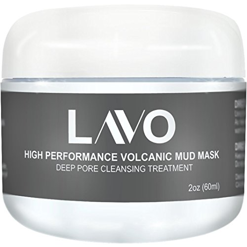 LAVO High Performance Volcanic Mud Mask - Best Mask