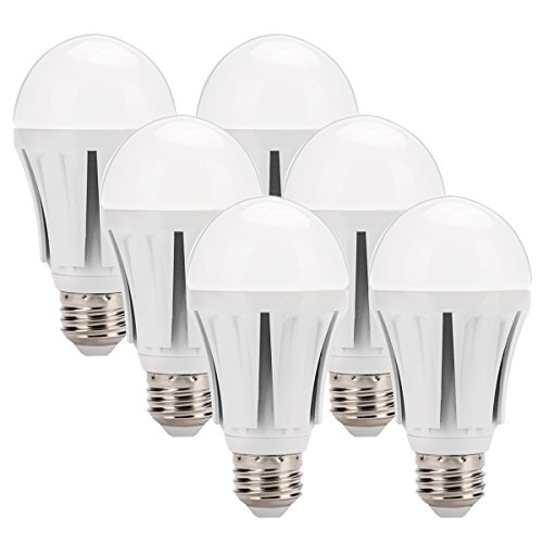 LOHAS® LED Bulb,12W LED A19 Daylight White 6000K,75 Watt