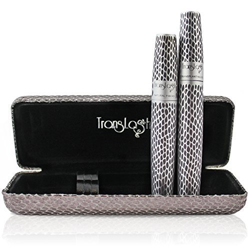 3D Fiber Lashes, TransLash 3D Fiber Mascara by Lash