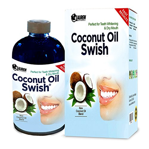 Coconut Oil Pulling and Mouthwash: Excellent for Teeth Whitening