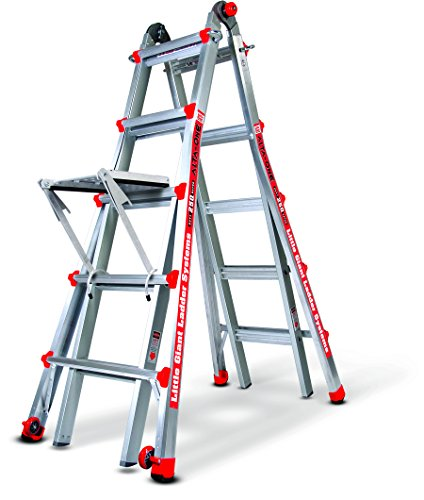 $216.33 Little Giant Alta One 22 Foot Ladder with Work