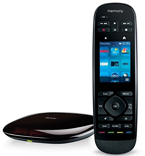 $179.99 Logitech Harmony Ultimate Remote with Customizable Touch Screen and
