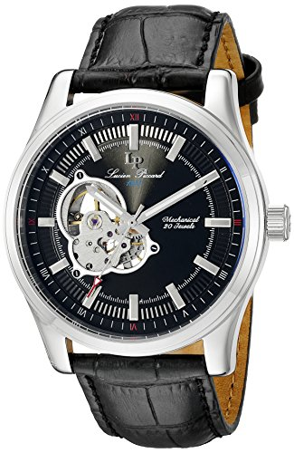 $99.99 Lucien Piccard Men's LP-40006M-01 Morgana Analog Display Mechanical Hand