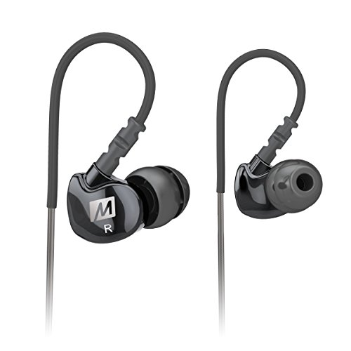 $16.01 MEE audio Sport-Fi M6 Noise Isolating In-Ear Headphones with