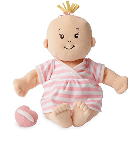 Manhattan Toy Baby Stella Peach Soft Nurturing First Doll