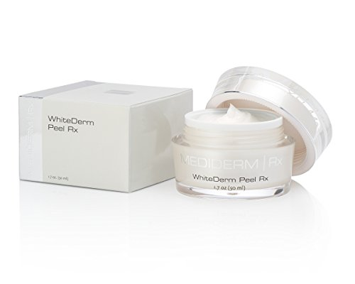 Mediderm WhiteDerm Skin Whitening and Facial Peel Cream with