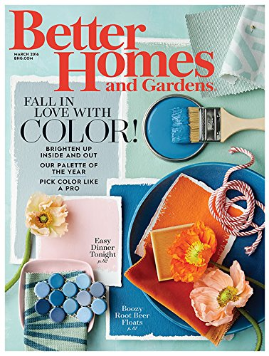 $5.00 Better Homes and Gardens Print Access