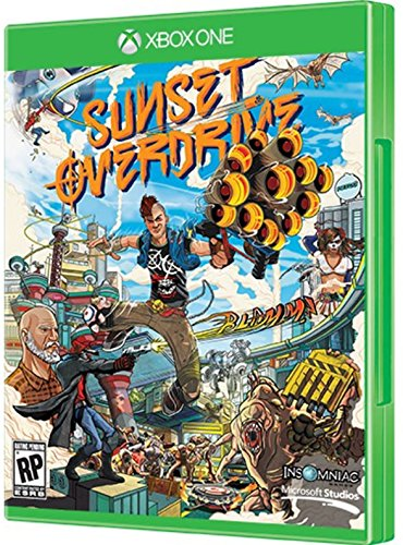 $8.80 Sunset Overdrive