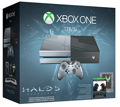 Xbox One 1TB Console - Limited Edition Halo 5