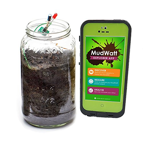 MudWatt - Clean Energy from Mud - Grow your