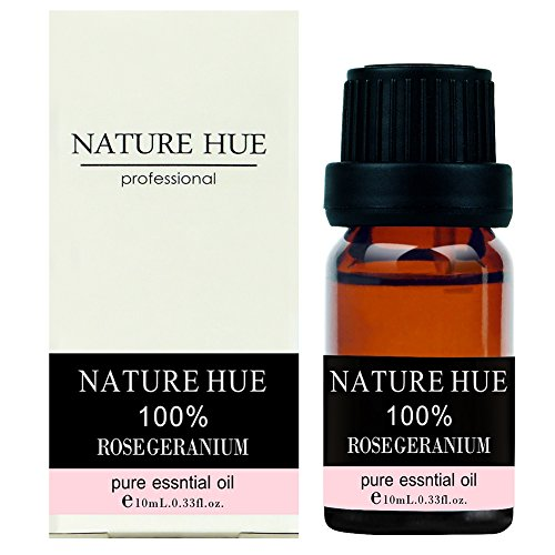 Nature Hue - Rose Geranium Essential Oil 10 ml
