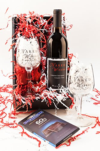 Wild Ride Cabernet Red Wine Gift Set, 1 x