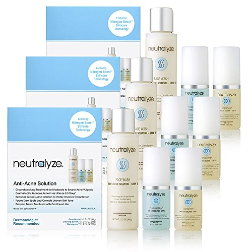 Neutralyze Moderate to Severe Acne Treatment Kit (90 Day)