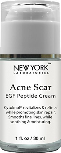 New York Laboratories Acne Scar Removal Cream with EGF