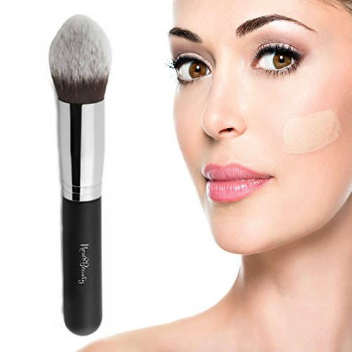 Best Concealer and Corrector Makeup Brush - Contouring Stippling