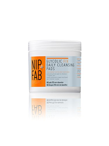 Nip + Fab Glycolic Fix Daily Cleansing Pads, 4.0