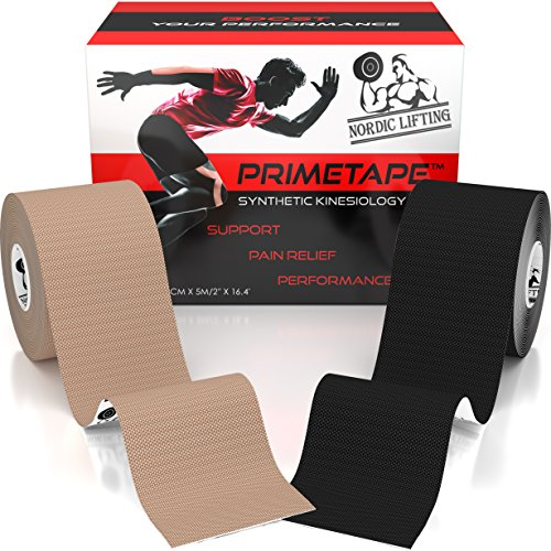 Kinesiology Tape (2-Pack) PrimeTape - Pro Sports  Athletic